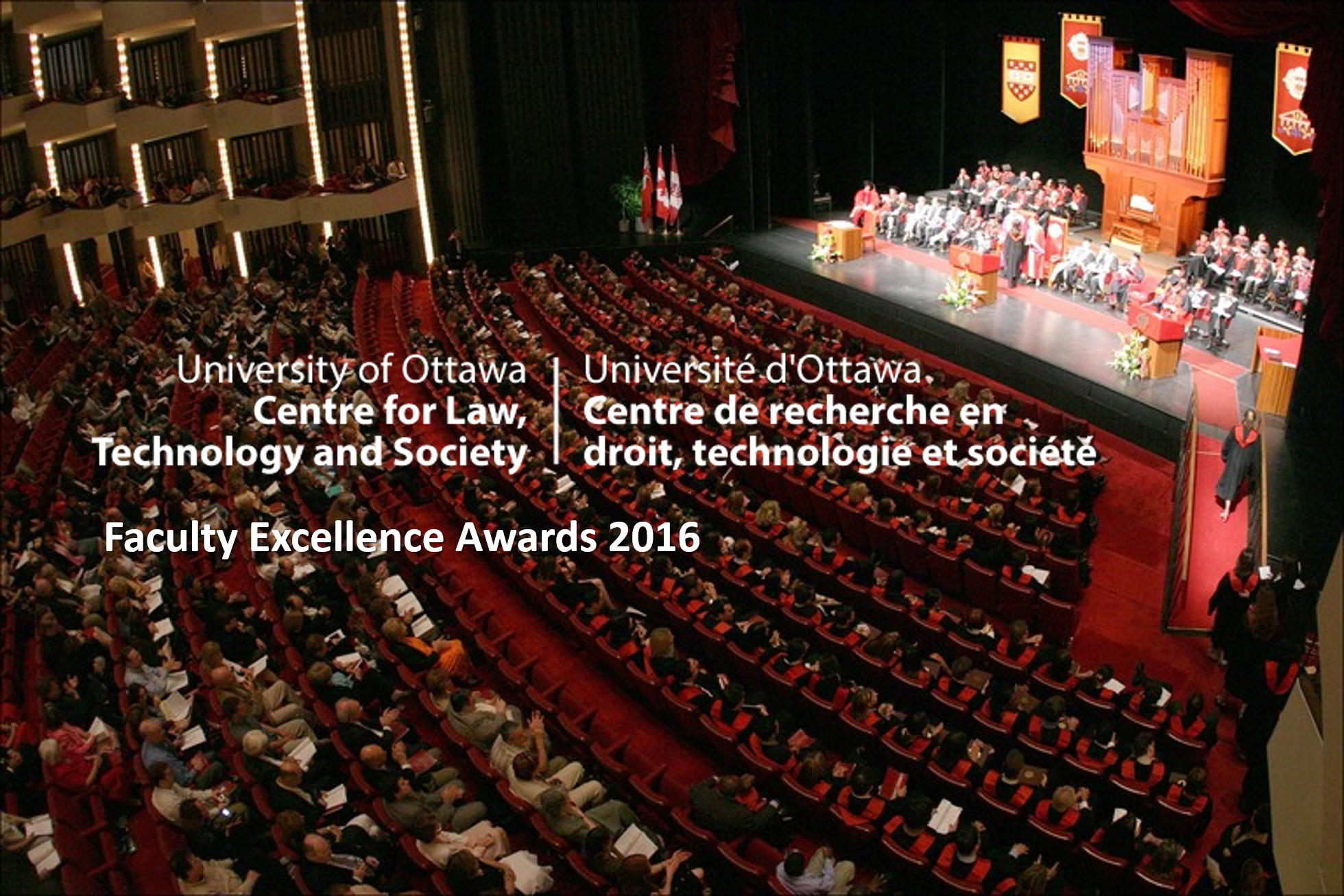 Faculty Excellence Awards 2016