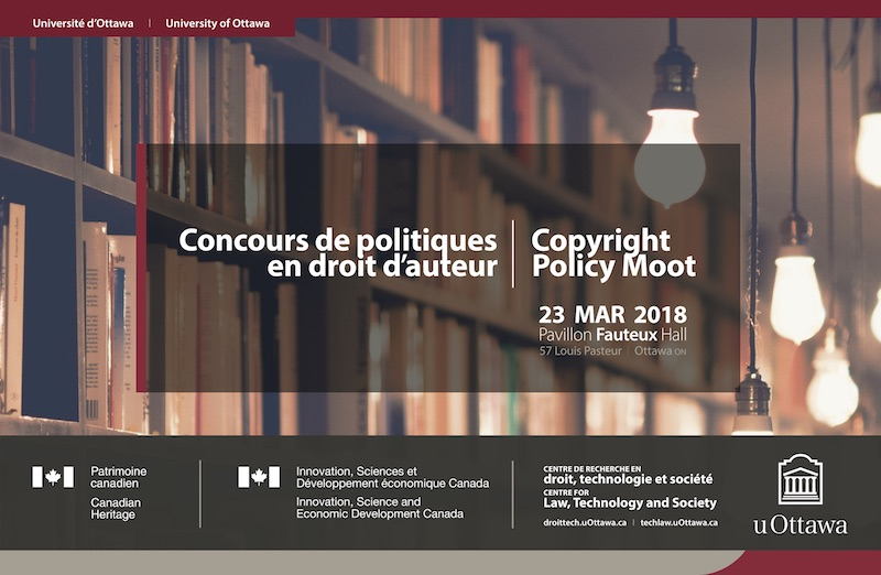 Copyright Policy Moot Centre For Law Technology And Society